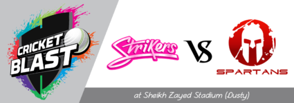 Strikers vs Spartans at Sheikh Zayed Stadium (Dusty).png