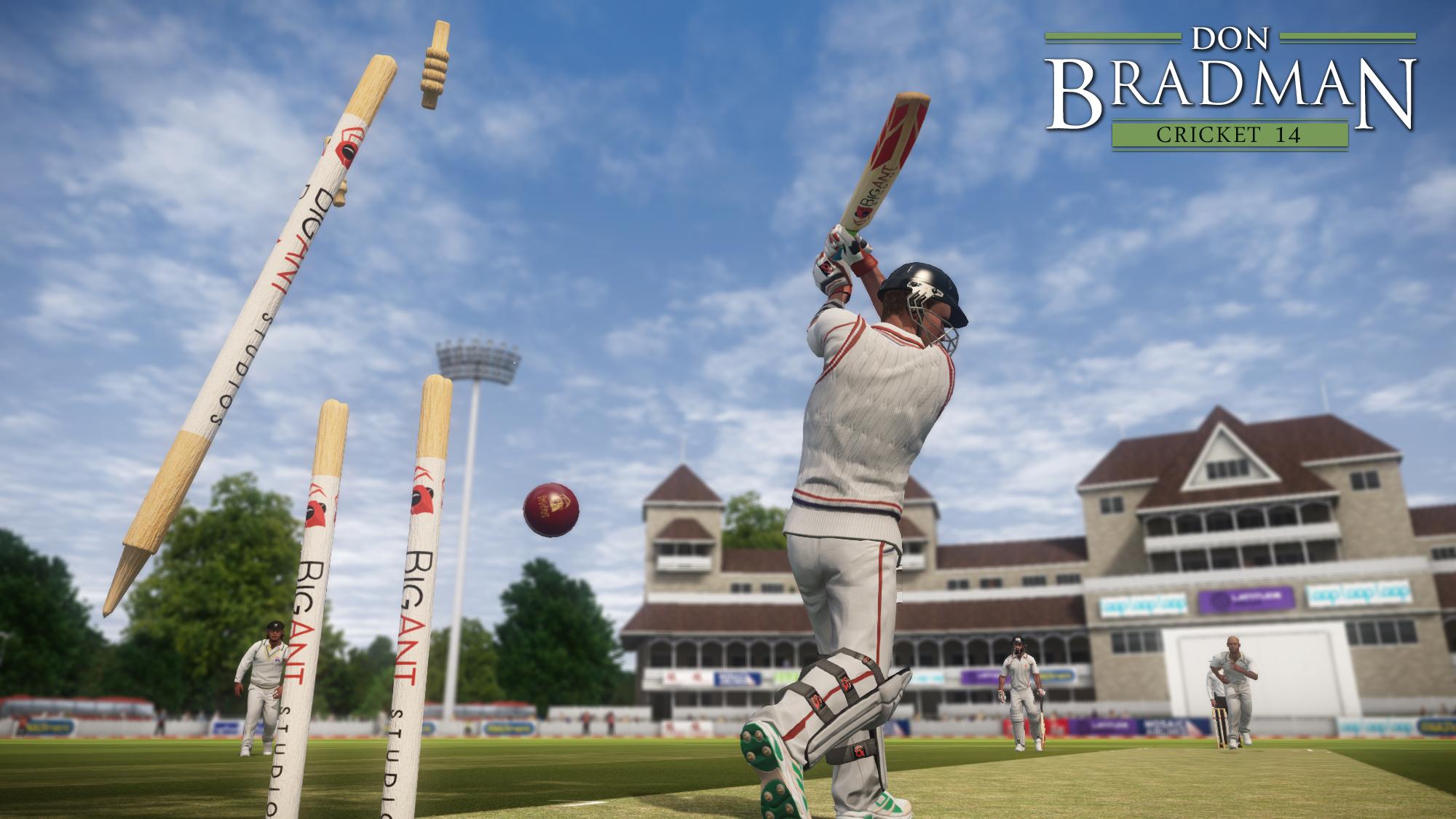 Don Bradman Cricket 14 Planetcricket