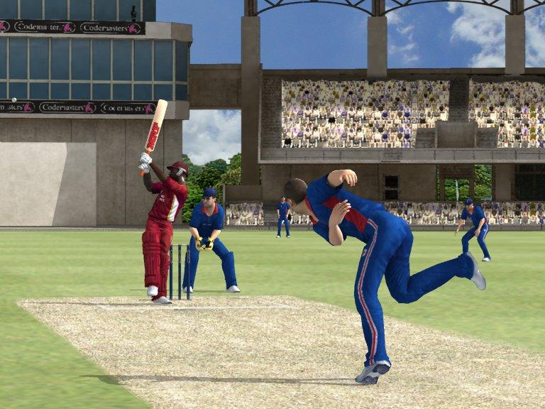 Brian Lara International Cricket 2007 Planetcricket