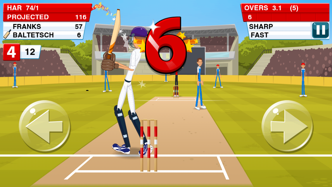 online stick cricket games